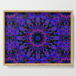 Rose Window Serving Tray