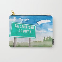 Tallahatchie County Carry-All Pouch