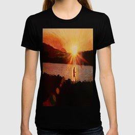 Peaceful Warrior  T-shirt