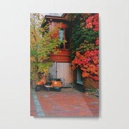 Portland Way of Life. Metal Print