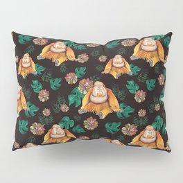 Forest Of Orangutans Pillow Sham