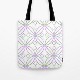 Floral Pattern - JUSTART (c) Tote Bag