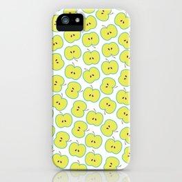 Summer apple iPhone Case