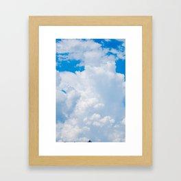 Cloudscapes II Framed Art Print