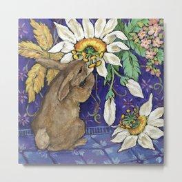 Fragrant Flowers Metal Print