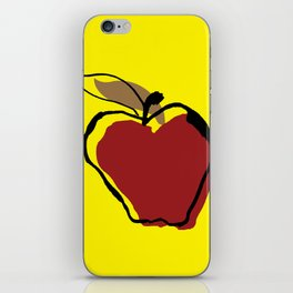 STATIONERY CARD - Apple for Teacher iPhone Skin