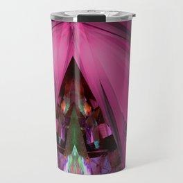 Crystal Blooms Travel Mug