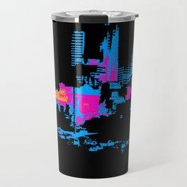 Las Vegas Cityscape Travel Mug