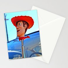 Woody forever! Stationery Cards