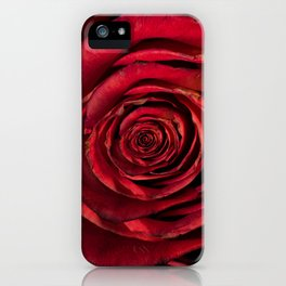 Red Rose Inception iPhone Case