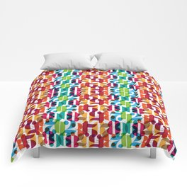 Number Crunching Comforters