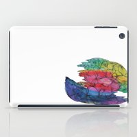 snail iPad Cases featuring Snail by apple030