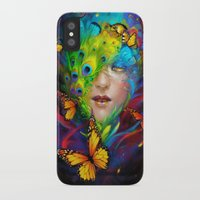 alchemy iPhone & iPod Cases featuring Alchemy by Lena Richards