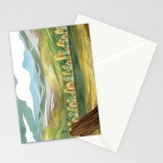 Goldenrod Grassland Stationery Cards