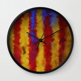 Nosaltres Wall Clock