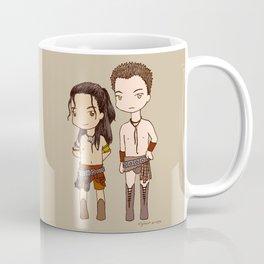 Chibi Nagron (Agron & Nasir, Spartacus) Coffee Mug