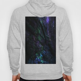 Midnight Enchantment : Forest Wall Hoody