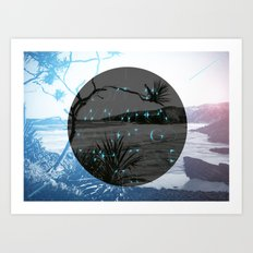 Maiyu Art Print