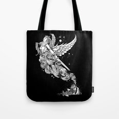 The Night Before the Battle Tote Bag