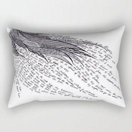 Psalm 91 Rectangular Pillow