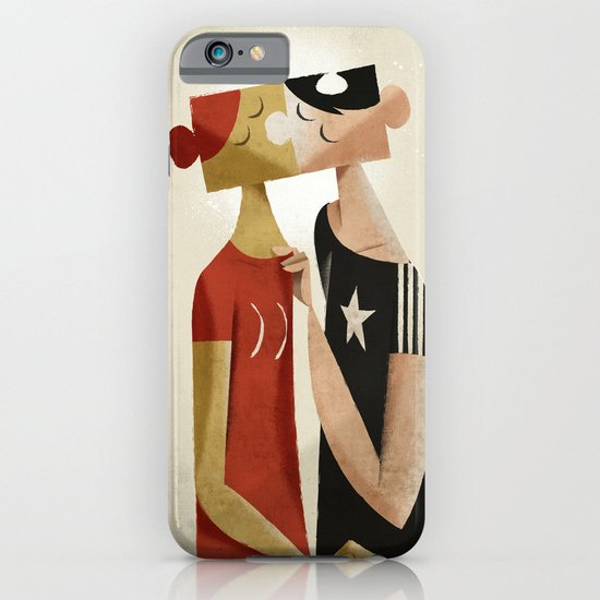 The puzzle iPhone & iPod Case