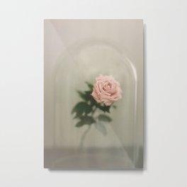 The Last Rose Metal Print