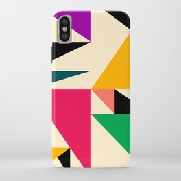 Triangled 08 iPhone Case