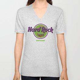 HARD ROCK CAFE GOTHAM Unisex V-Neck