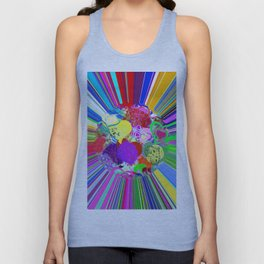 Ball of Love Unisex Tank Top