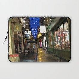 Street In Bath Laptop Sleeve