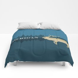 Michigan - Redesigning The States Series Comforters