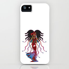 Oya iPhone Case