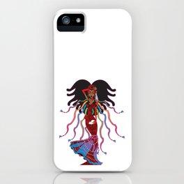Oya iPhone Case