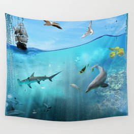 Connected Wall Tapestry