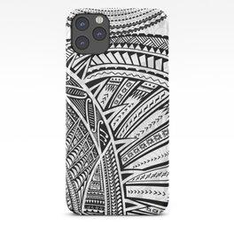 Polynesian Tribal Designs iPhone Case