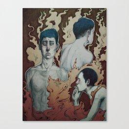 Dissociative Identity Disorder  Canvas Print