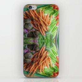Farmer's Market iPhone Skin