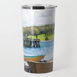 Lunenburg Harbor Travel Mug