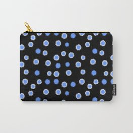 Butterfly dots Carry-All Pouch