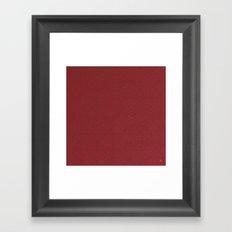 Bardarbunga Framed Art Print