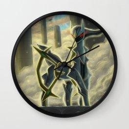 Arceus Wall Clock