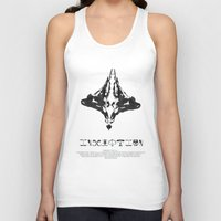 inception Tank Tops featuring Inception by Denzel Boyd