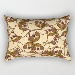 Puglie Burrito Rectangular Pillow