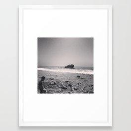 Boy in Leo Carrillo Framed Art Print