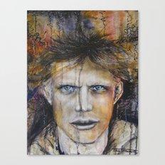 Marble Man Canvas Print