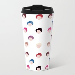 Michael's hair  Travel Mug
