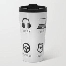 Sense8 Minimalist Travel Mug
