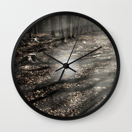 Blair Witch....over there! Wall Clock