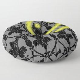 Sherlock smiling wall Floor Pillow