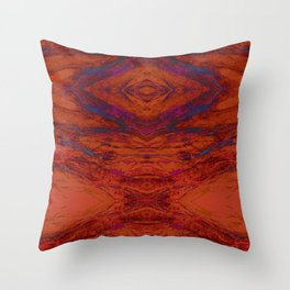 FALLING IN LOVE WITH MARBLE. Throw Pillow